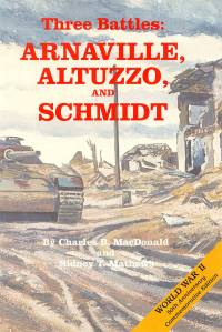 Three Battles: Arnavelle, Altuzzo and Schmidt (Paperback)