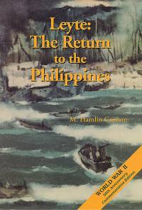 The War in the Pacific: Leyte, Return to the Philippines (Paperback)
