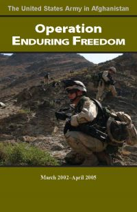 Operation Enduring Freedom, March 2002-April 2005
