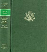 Civil Affairs: Soldiers Become Governors 2014 Reprint (Hardcover)