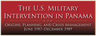 The U.S. Military Intervention in Panama: Operation Just Cause, December 1989-January 1990 (Paperback)