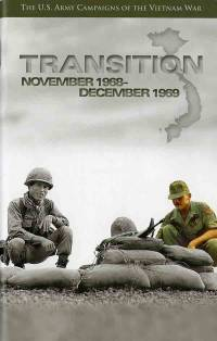 U.S. Army Campaigns of the Vietnam War: Transition, November 1968-December 1969