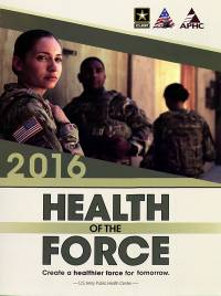 2016 Health of the Force: Create a Healthier Force for Tomorrow