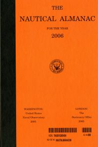 Nautical Almanac for the Year 2006