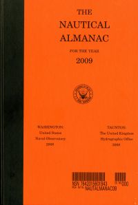 Nautical Almanac for the Year 2009