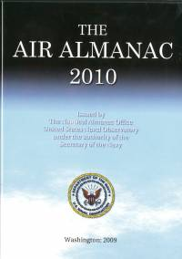 The Air Almanac 2010 CD-ROM