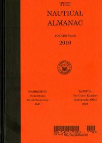 Nautical Almanac for the Year 2010