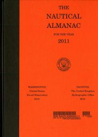Nautical Almanac for the Year 2011