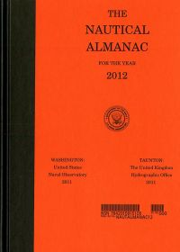 The Nautical Almanac for the Year 2012