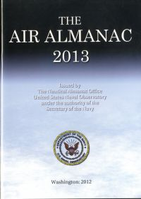 The Air Almanac 2013 (CD-ROM)