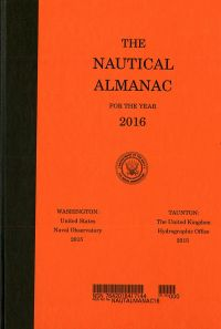 Nautical Almanac For The Year 2016