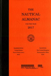 Nautical Almanac for the Year 2013