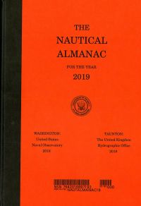 Nautical Almanac for the Year 2019