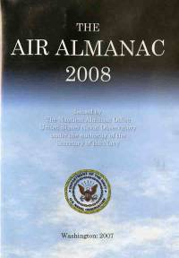The Air Almanac 2008 (CD-ROM)