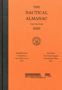 Nautical Almanac 2020