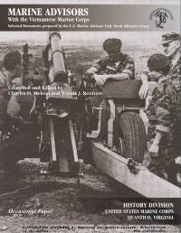 Marine Advisors With the Vietnamese Marine Corps: Selected Documents