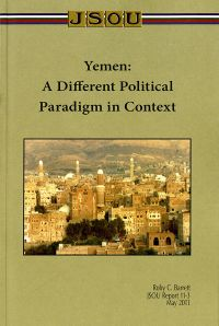 Yemen: A Different Political Paradigm in Context