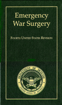 Tmm 106, Emergency War Surgery, 5th Revision