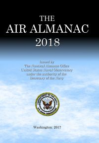 The Air Almanac for the Year 2018