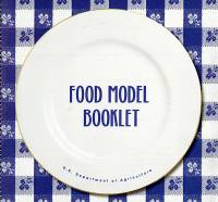 Food Model Booklet