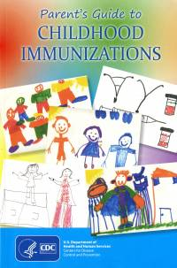 Parent's Guide to Childhood Immunizations (03/12) (Package of 10)