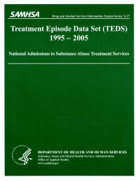 Treatment Episode Data Set (TEDS), 1995-2005: National Admissions to Substance Abuse Treatment Services