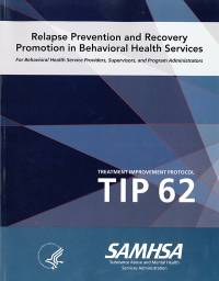 elapse Prevention and Recovery Promotion in Behavioral Health Services