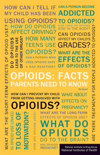 Opioids Facts Parents Need To Know: How Can I Prevent My Child From Getting Involved with Opioids?