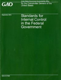 Standards for Internal Control in the Federal Government