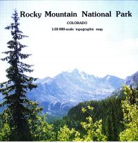 Rocky Mountain National Park (Map)
