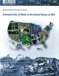 Water Availability and Use Science Program: Estimated Use of Water in the United States in 2015