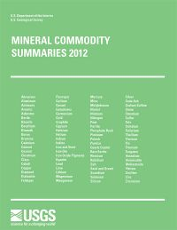 Mineral Commodity Summaries 2012
