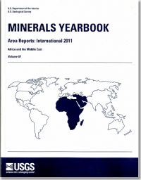 Minerals Yearbook, 2011, V. 3, Area Reports, International, Africa and the Middle East