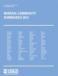 Mineral Commodity Summaries 2014