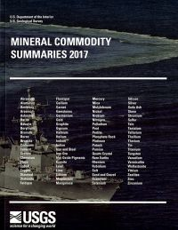 Mineral Commodity Summaries 2017
