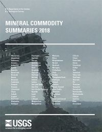 Mineral Commodity Summaries 2018