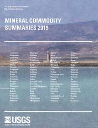 Mineral Commodity Summaries 2019