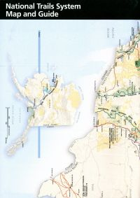 National Trails System: Map and Guide, 2010 Edition (Package of 100)