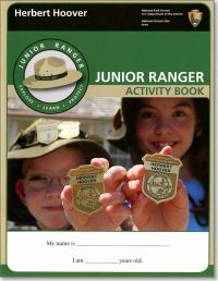 Herbert Hoover Junior Ranger Activity Book