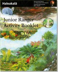 Haleakala Junior Ranger Activity Booklet