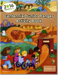 Centennial Junior Ranger Activity Book