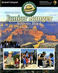 Grand Canyon South Rim Junior Ranger Activity Book