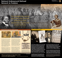 National Underground Railroad: Network to Freedom (Brochure)
