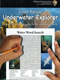 Junior Ranger Underwater Explorer: An Explorer\'s Activity Guide to the Underwater World