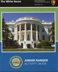 The White House Junior Ranger Activity Guide