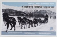 The Iditarod National Historic Trail (Poster)