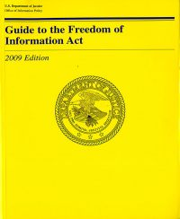 Guide to the Freedom of Information Act 2009