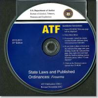 State Laws and Published Ordinances: Firearms (CD)