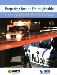 Preparing for the Unimaginable: How Chiefs Can Safeguard Officer Mental Health Before and After Mass Casualty Events
