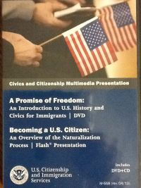 Civics and Citizenship Multimedia Presentation (2 Disc set)
